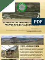 05 Activos Mineros Presentacion Pasivos Ambientales Mineros