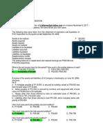 Corp Liquidation - Quiz