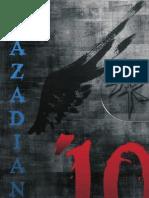 Azadian 2009-2010