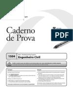 Fepese 2014 Prefeitura de Palhoca Sc Engenheiro Civil Prova
