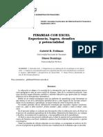 Excel Finanzas