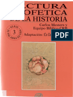 Mesters, Carlos - Lectura Profetica de La Historia