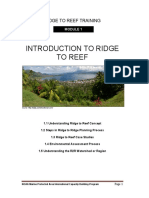 R2R Module 1 Intro to Ridge to Reef