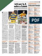 La Gazzetta Dello Sport 18-01-2018 - Serie B