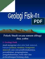 Materi geologi fisik