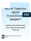 Role of Air Transport