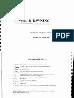 Marilyn Shrude - Shadows & Dawning for Soprano Saxophone and Piano (Soprano Saxophone & Piano).pdf