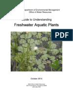 Fresh water Aquatic Plants