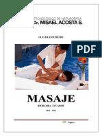 Manual de Masajes T.