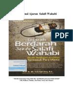 Cover Mengenal Ajaran Wahabi