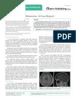 Journal of Molecular Biology and Molecular Imaging