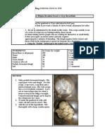 Buns Rolls Using Pande Sal Recipe