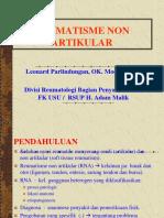 Reumatism Non Artikular