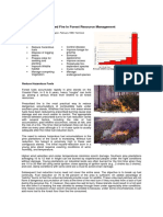 Reasons for Prescribed Fire in Forest Resource Management