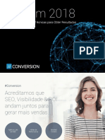 SEO 2018 eBook