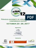 ERA12 Conference Program-Final
