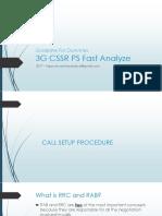 Guideline for Dummies 3G - CSSR Fast Analyze