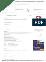 International Job Opportuntiy for _maintenance Planner_ for Saudi - Saudi Arabia - Interactive Manpower Solutions Pvt. Ltd