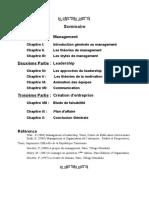 sommaireleadership et management.doc