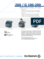 Document Bruleur Fuel Gaz m 100 200
