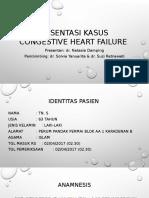 Presentasi Kasus Acute Lung Oedema Et Causa Congestive