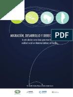 Córdova Alcaraz - Migración, Desarrollo y Derechos Humanos