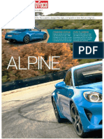 "NOVO ALPINE A110 NA ""AUTO FOCO"""