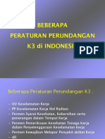 Peraturan K3 Indonesia