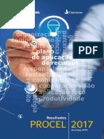 Relatório Procel 2017