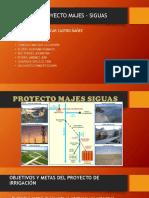 10. Tarifa Del Aga en El Proyecto Majes Si