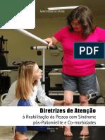 Diretrizes Reabilitacao Sindrome Pos Poliomielite Co Morbidades