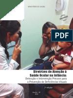Diretrizes Saude Ocular Infancia Prevencao Deficiencias Visuais