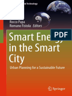 (Green Energy and Technology) Rocco Papa, Romano Fistola (Eds.)-Smart Energy in the Smart City_ Urban Planning for a Sustainable Future-Springer International Publishing (2016)