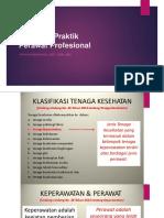 Aspek Legal Praktik Keperawatan