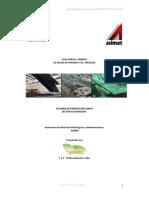 Pauta Manejo Aguas de Proceso y de Servicios (Agosto 2014)