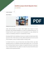Alcaldía y FSP rehabilitan parque infantil Alejandro Otero.docx