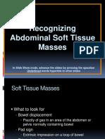 13.Abdominal Soft Tissue Masses