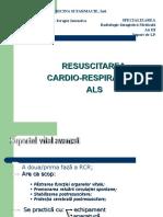 2. Resuscitarea Cardio-respiratorie ALS