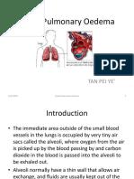 Acute Pulmonary Oedema