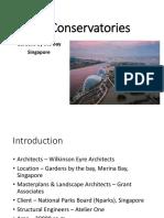 Landscape Designing - Cooled Conservatories