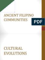 4P WOCN01B Ancient Filipino Communities