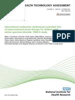 Nternational Multicentre Randomised Controlled Trial