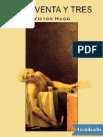 El Noventa y Tres - Victor Hugo