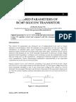 H Parameters
