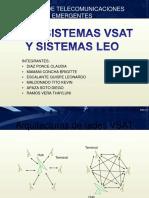 SISTEMA VSAT Y SISTEMAS LEO.pptx