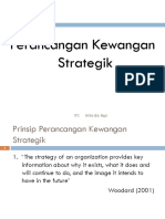 4 Strategic Fin Plan