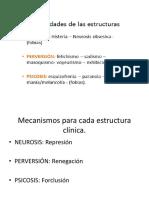 5to teorico Formación de sintomas