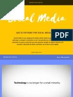 Marketing Digital - Social Media