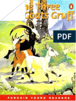 The Three Billy Goats GrufF Penguin Readers Eas
