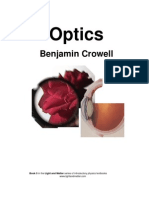 Optics - B Crowell 2003